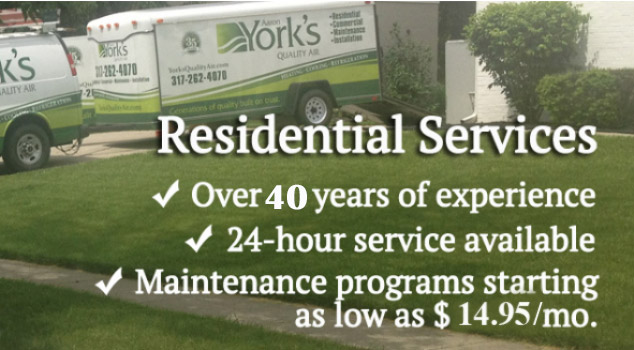 Residential HVAC Service
